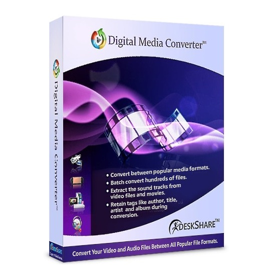 Digital Media Converter 4.14 Free Download