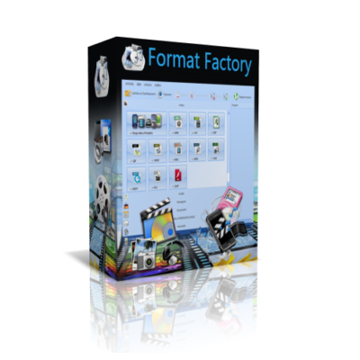 FormatFactory 4.0.0 Free Download
