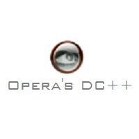 Opera's DC++ (oDC) 5.31 User Interface