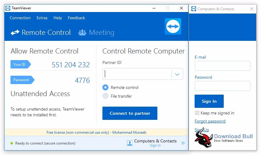 teamviewer 12 download free for windows 10