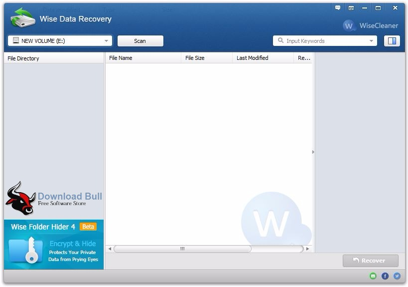 Download Wise Data Recovery Portable 3.87.205