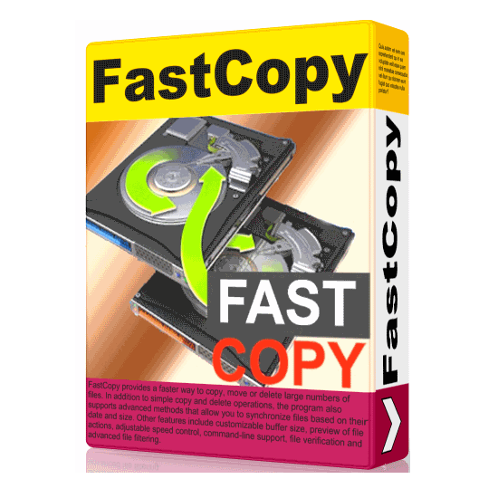 FastCopy 3.90                                    [Ingles] [UL.IO] Portable-FastCopy-3.27-Free-Download