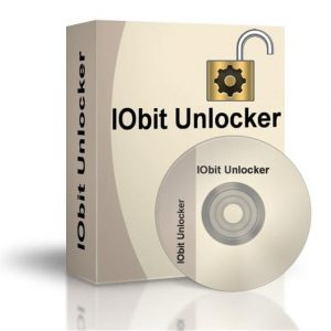 Portable IObit Unlocker 1.1 Free Download