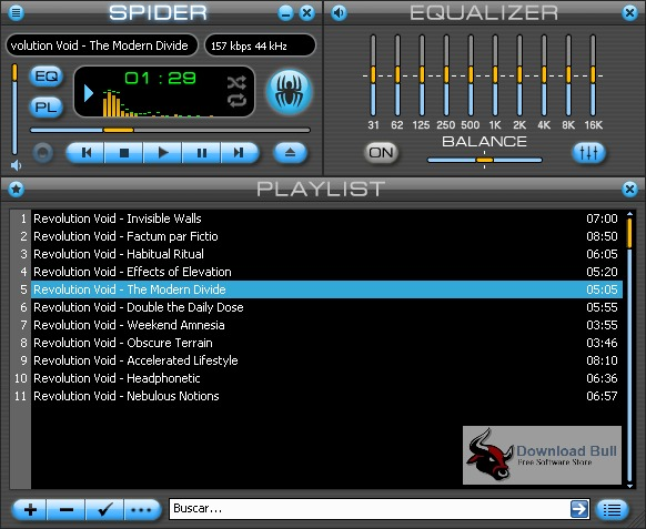 Download Spider Player 2.5.3 Portable