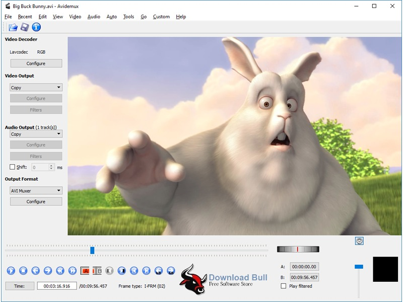 Download X-Avidemux 2.6.13 Portable