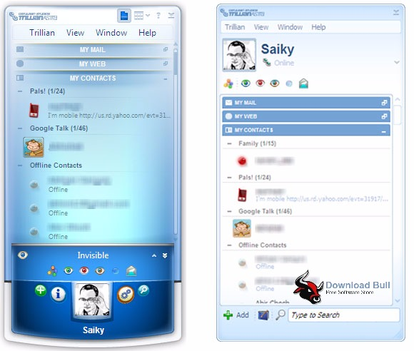 Portable Trillian Free Download