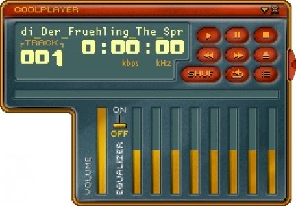 Download CoolPlayer Portable 2.19.4 Free