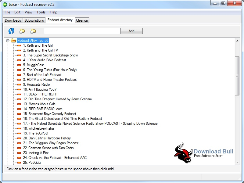 Download Juice Portable 2.2