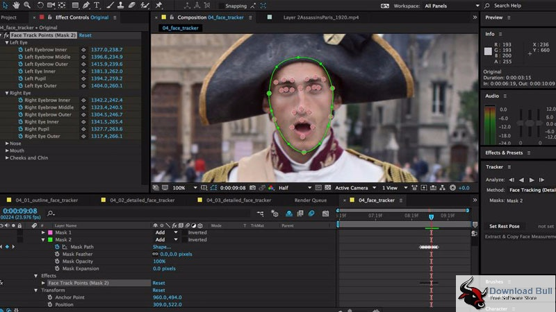Download Adobe After Effects CC 2017 Portable V14.0.1