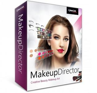 Download CyberLink MakeupDirector Deluxe 2.0 Portable Free