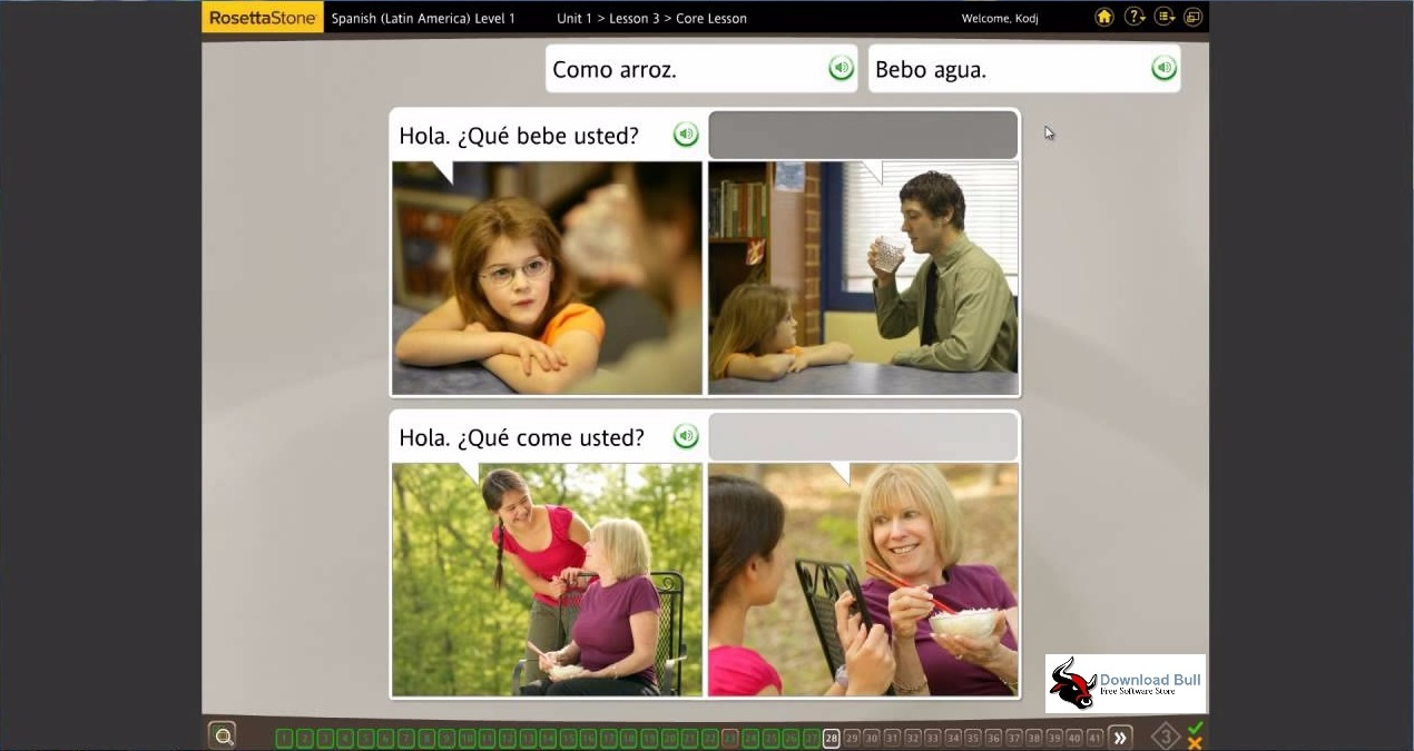 Rosetta Stone Spanish Latin With Audio Companion Free