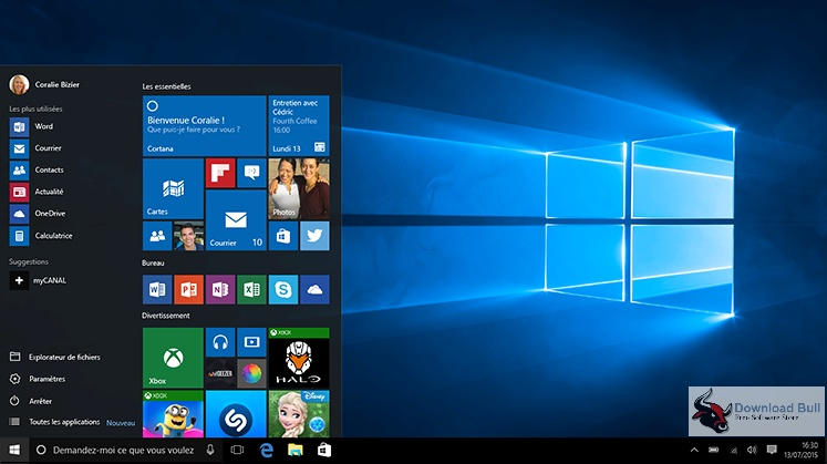 Download Windows 10 Professional v1703.15063.296 DVD ISO