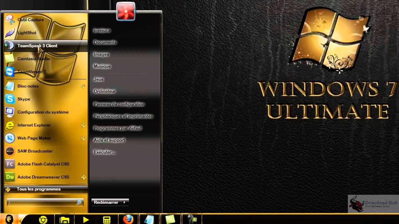 Download Windows 7 Gold Edition DVD ISO