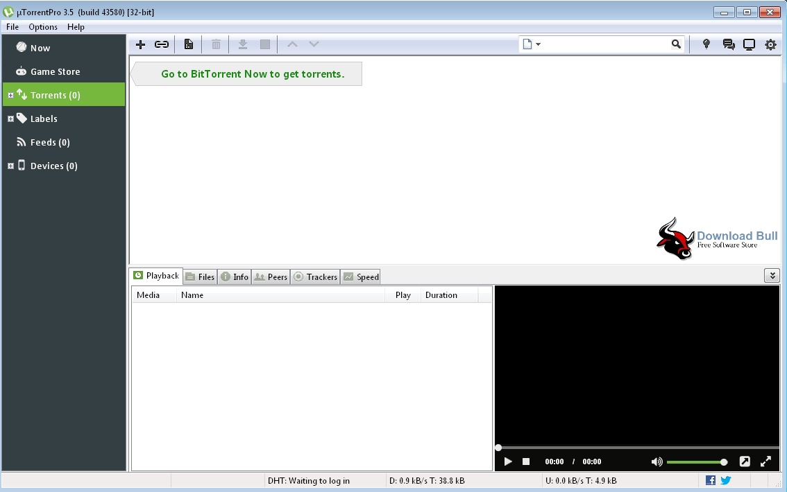 Download uTorrent Pro 3.5 Portable Free