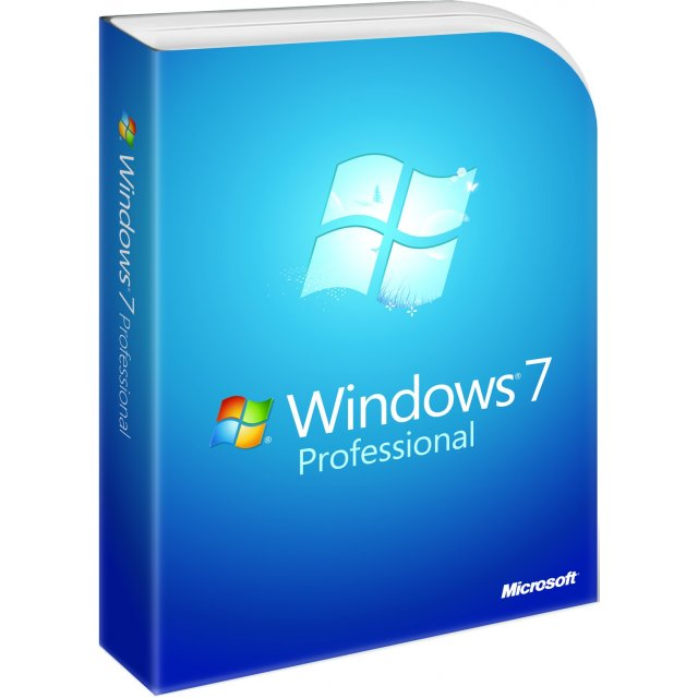 Microsoft Windows 7 Professional Free Download