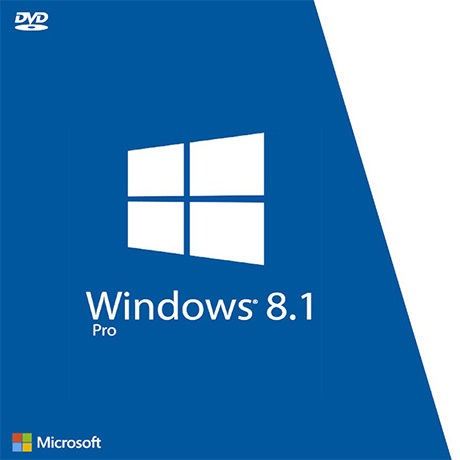 Microsoft Windows 8.1 Pro DVD ISO Free Download