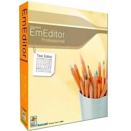 Portable EmEditor Professional 16.7 Free Download