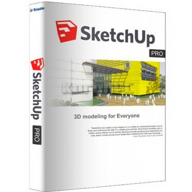 Portable SketchUp Pro 2016 V16.1 Free Download