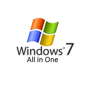 Windows 7 SP1 Dual-Boot AIO OEM April 2017 Free Download