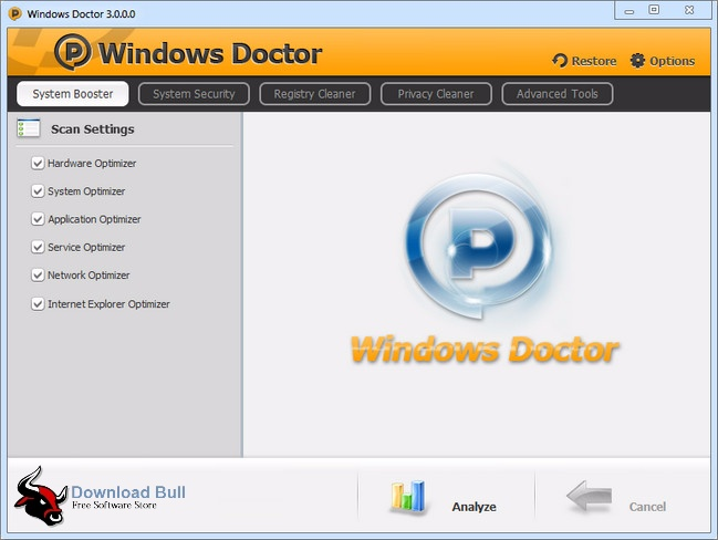Download Windows Doctor Portable 3.0.0.0
