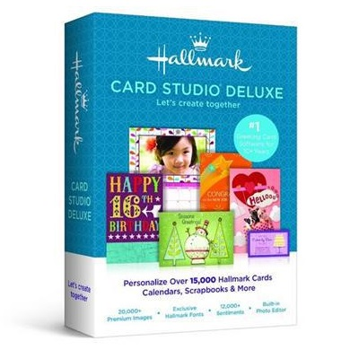 Portable Hallmark Card Studio 2017 Deluxe Free Download