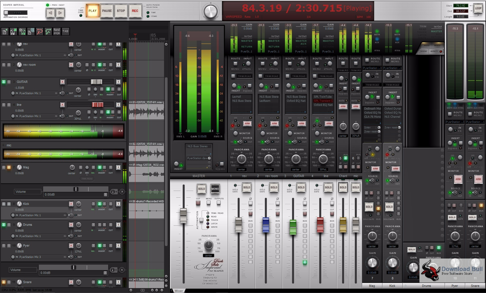Portable REAPER 5.2 Free Download