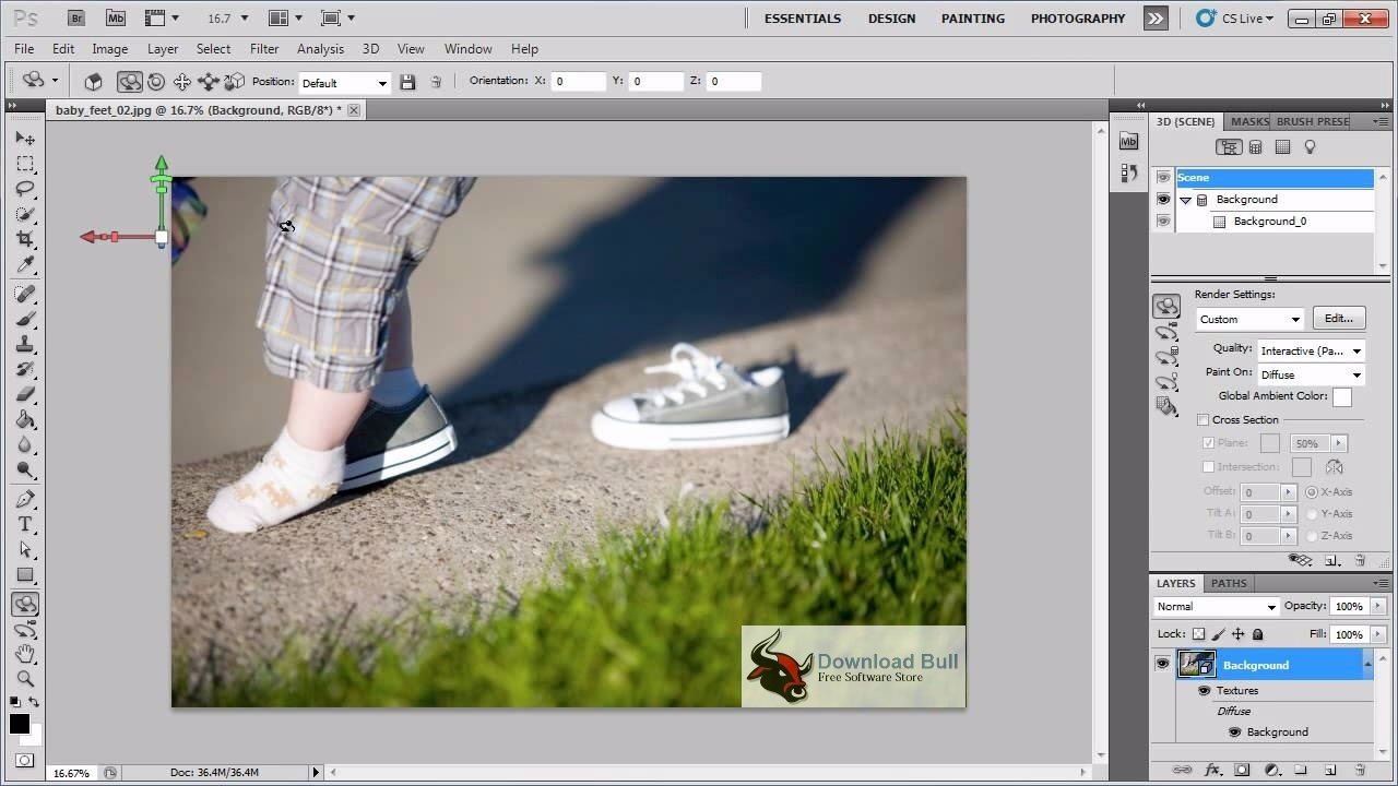 Download Adobe Photoshop CS5 Portable Free