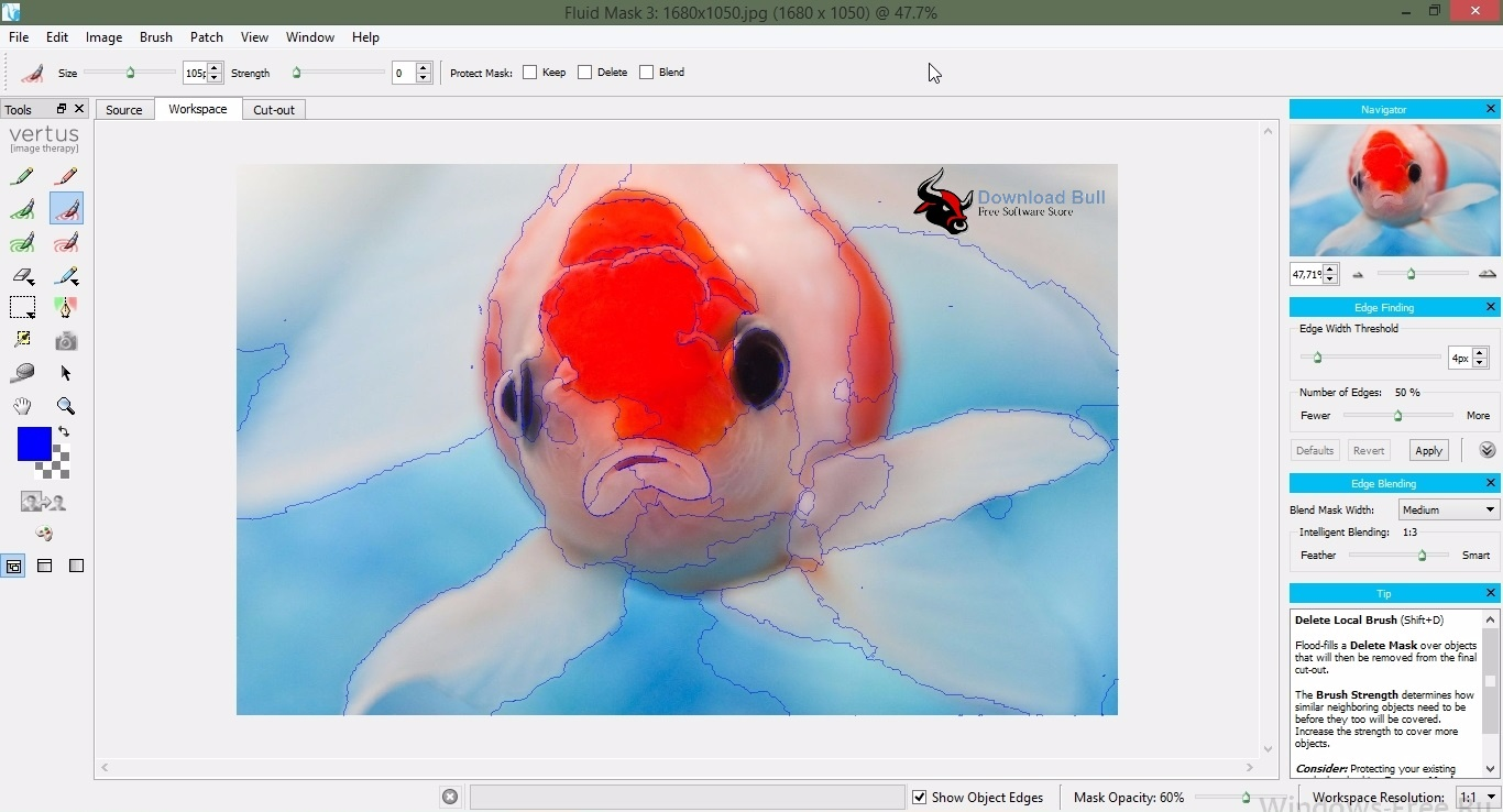 Download Fluid Mask Portable 3.3 Free