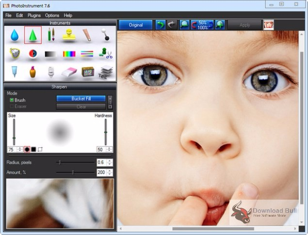 Download Portable PhotoInstrument 7.6 Free