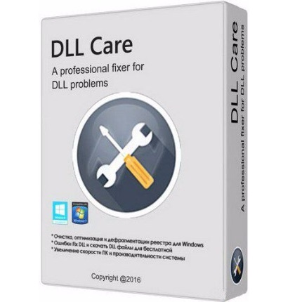 Portable DLL Care 1.0 Multilingual Free Download