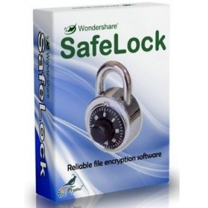 Portable Wondershare SafeLock Pro 1.0 Free Download