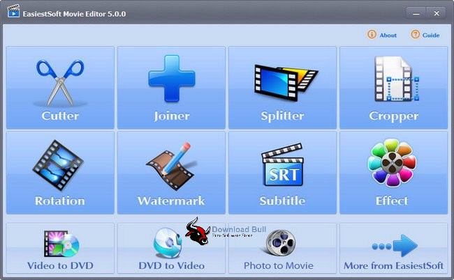 Portable EasiestSoft Movie Editor 5 1 Free Download