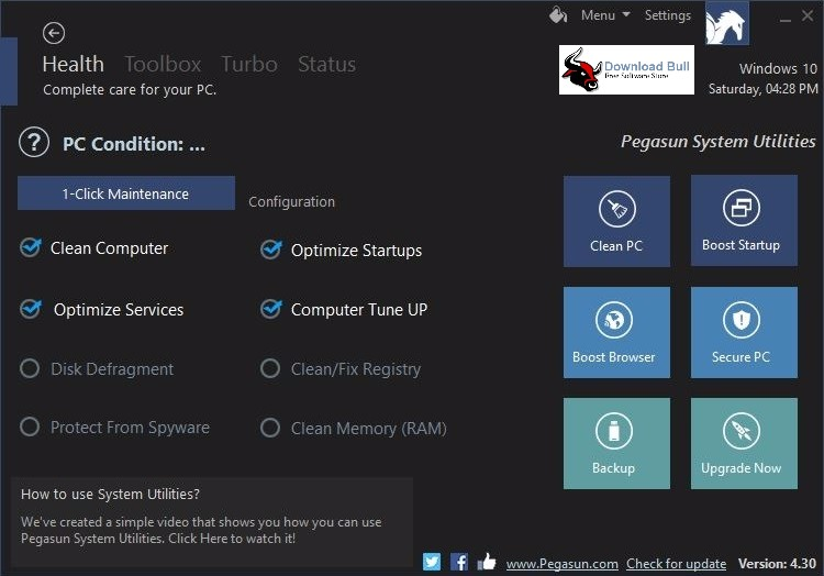 Download Synei System Utilities 4.3 Portable Free