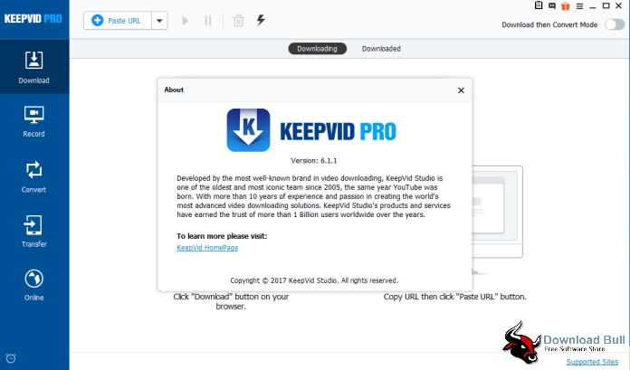 Downlod Portable KeepVid Pro 6.3 Free