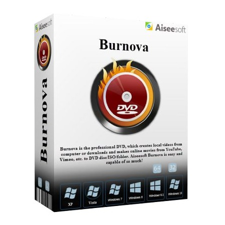 Portable Aiseesoft Burnova 1.0 Free Download