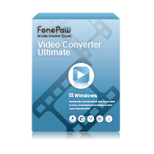Portable FonePaw Video Converter Ultimate 2.2 Free Download