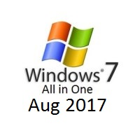 Windows 7 SP1 AIO OEM PTB Aug 2017 Free Download