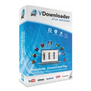 Portable VDownloader 4.2 Plus Free Download