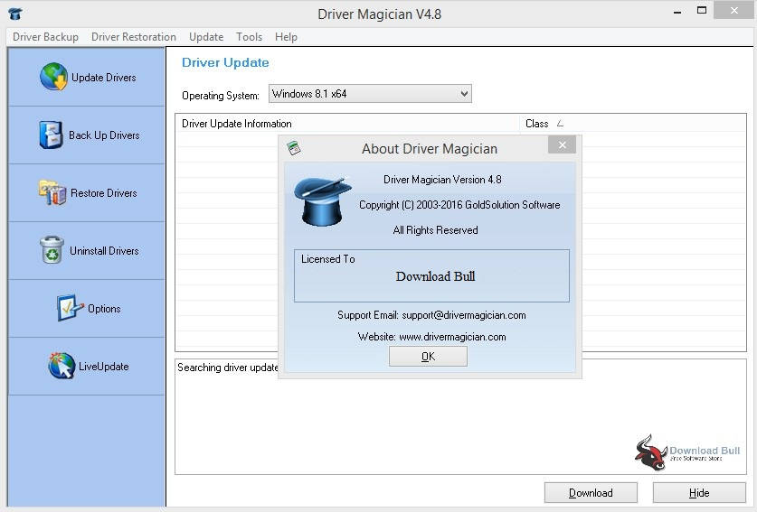 Portable Driver Magician 4.8 Review