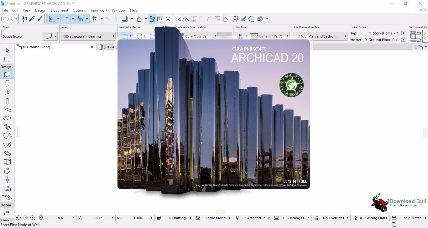 Portable Graphisoft ArchiCAD 20 Build 3012 Free Download – Download Bull