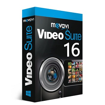 Portable Movavi Video Suite 16 Free Download