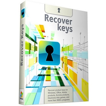 Portable Recover Keys 10.0 Free Download