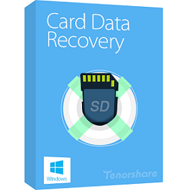 Portable Tenorshare Card Data Recovery 4.6 Free Download