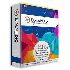 Portable Explaindio Video Creator Platinum 3.042 Free Download