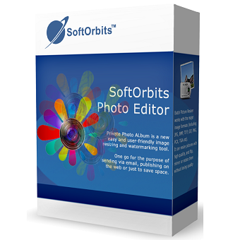 Portable SoftOrbits Photo Editor 3.2 Free Download