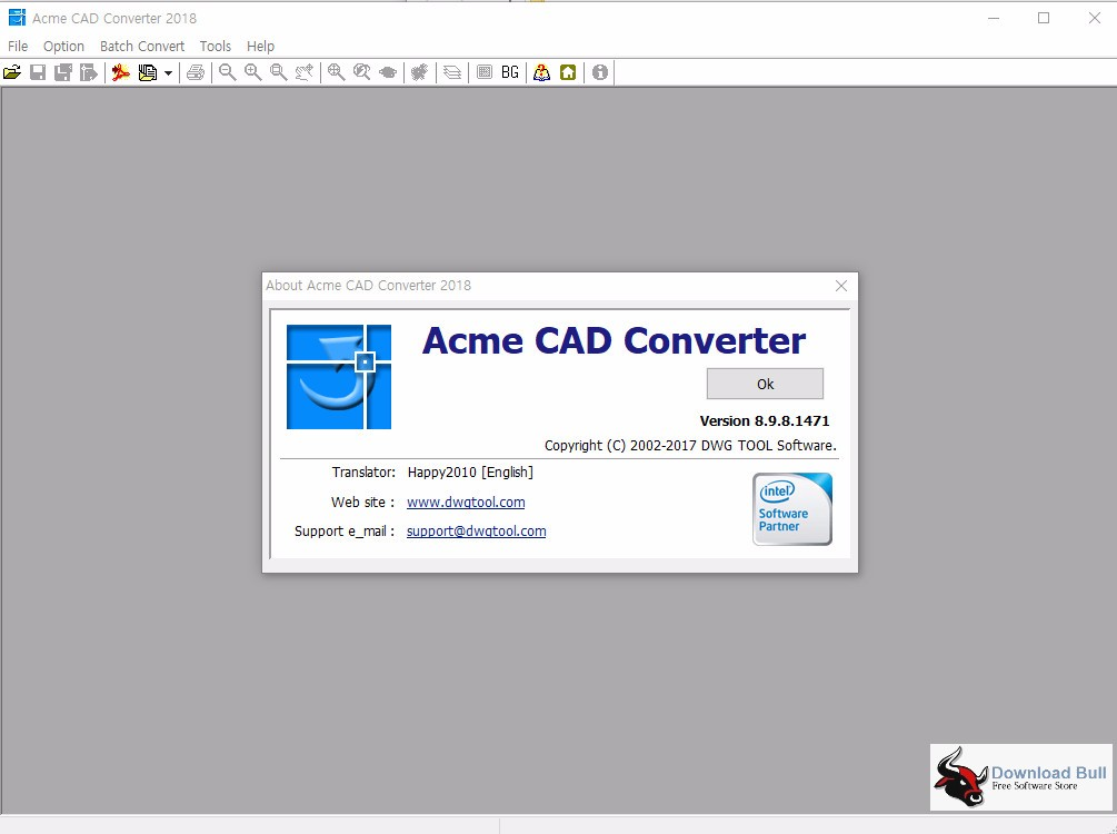 Portable Acme CAD Converter 2018 8.9 Pro Free Download