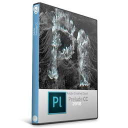 Portable Adobe Prelude CC 2018 Free Download