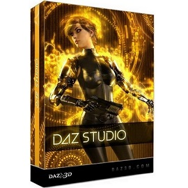 Portable DAZ Studio Pro 4.10 Free Download
