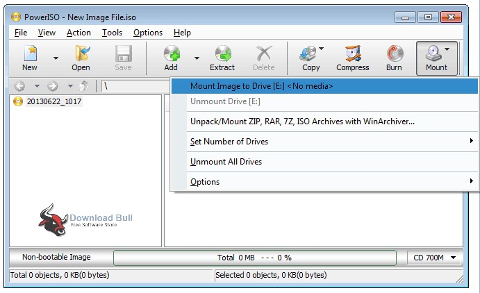 Portable PowerISO 7.0 Overview