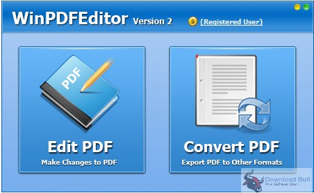 Portable WinPDFEditor 3.6 Overview